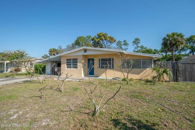 104 Dale Avenue, Melbourne, FL 32935 (MLS #901798) :: Blue Marlin Real Estate