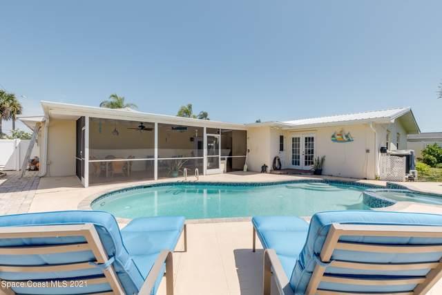 375 Carissa Drive, Satellite Beach, FL 32937 (MLS #901804) :: Premium Properties Real Estate Services