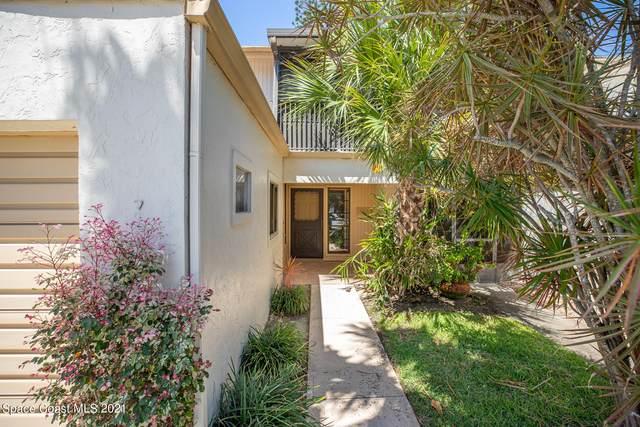 404 Hawthorne Court, Indian Harbour Beach, FL 32937 (MLS #901807) :: Blue Marlin Real Estate