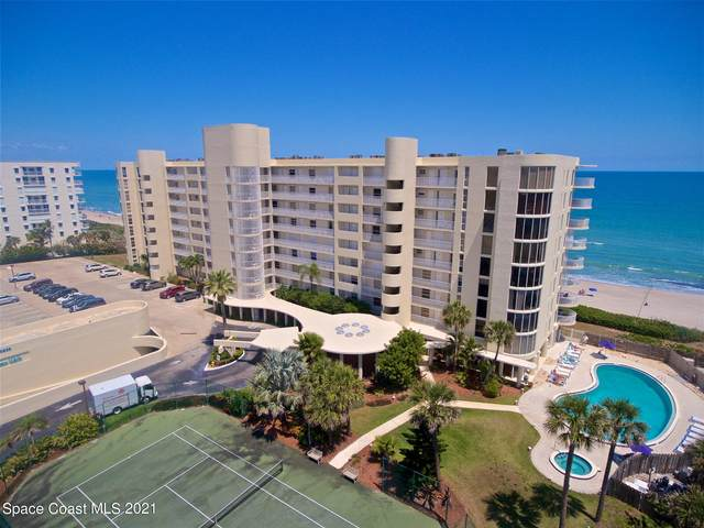 2225 Highway A1a #506, Indian Harbour Beach, FL 32937 (MLS #901818) :: Engel & Voelkers Melbourne Central