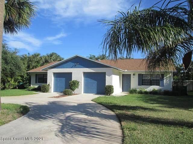 129 2nd Avenue, Indialantic, FL 32903 (MLS #901819) :: Premium Properties Real Estate Services