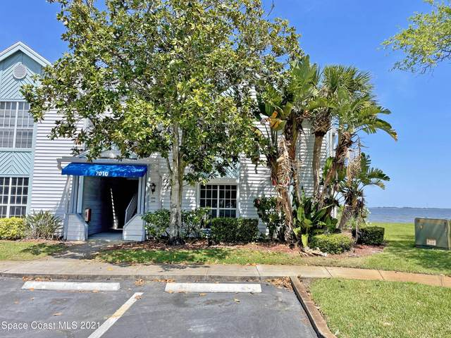 7010 N Highway 1 #105, Cocoa, FL 32927 (MLS #901822) :: Premium Properties Real Estate Services