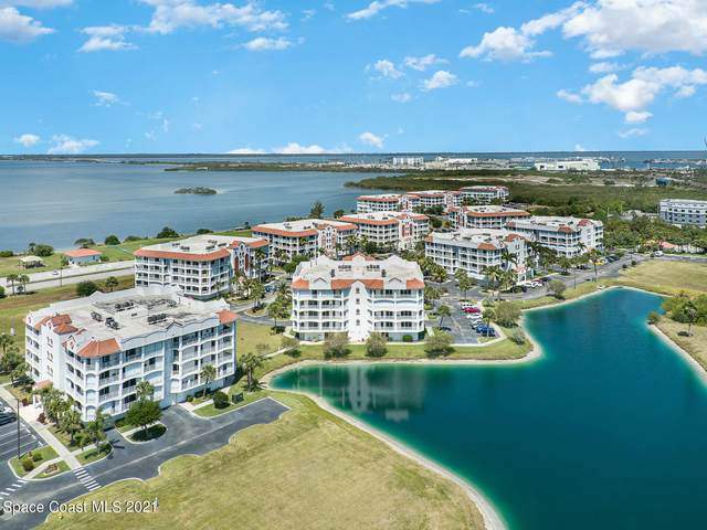 8903 Laguna Lane #301, Cape Canaveral, FL 32920 (MLS #901823) :: Premium Properties Real Estate Services