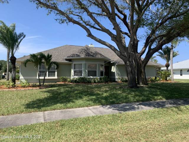 484 Bella Camino Way, Indialantic, FL 32903 (MLS #901830) :: Armel Real Estate