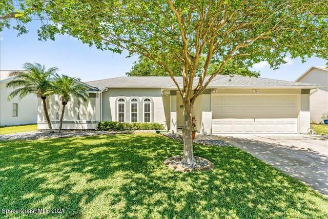 1760 Crane Creek Boulevard, Melbourne, FL 32940 (MLS #901833) :: Blue Marlin Real Estate