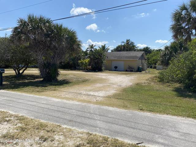 7302 S Highway A1a, Melbourne Beach, FL 32951 (MLS #901849) :: Armel Real Estate