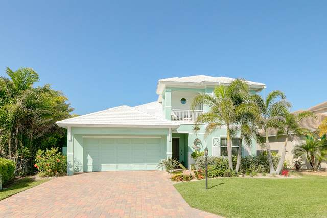 7638 Kiawah Way, Melbourne Beach, FL 32951 (MLS #901853) :: Armel Real Estate