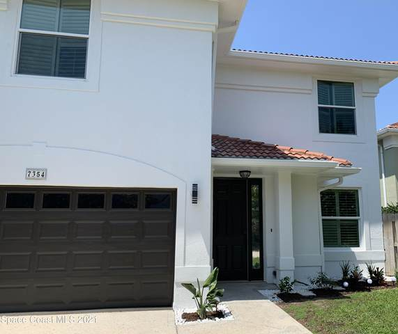 7354 S Highway A1a None, Melbourne Beach, FL 32951 (MLS #901889) :: Armel Real Estate
