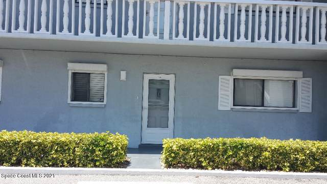 3799 S Banana River Boulevard #309, Cocoa Beach, FL 32931 (MLS #901890) :: Premium Properties Real Estate Services