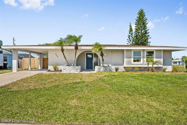 713 Atlanta Avenue NE, Palm Bay, FL 32905 (MLS #901891) :: Engel & Voelkers Melbourne Central