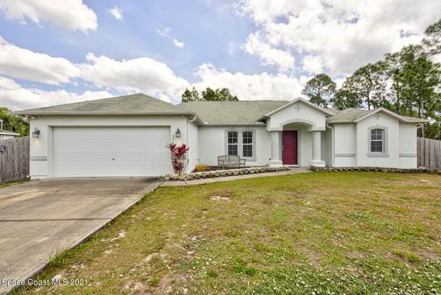 2783 Somerset Avenue SE, Palm Bay, FL 32909 (MLS #901898) :: Premium Properties Real Estate Services
