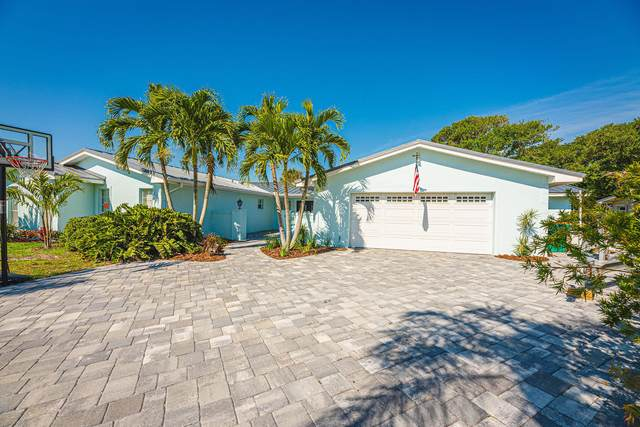 311 Sand Pine Road, Indialantic, FL 32903 (MLS #901904) :: Armel Real Estate