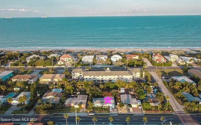 465 S Orlando Avenue, Cocoa Beach, FL 32931 (MLS #901917) :: Premium Properties Real Estate Services