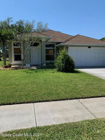 829 Tavernier Circle NE, Palm Bay, FL 32905 (MLS #901925) :: Engel & Voelkers Melbourne Central