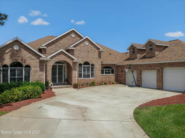 7973 Timberlake Drive, Melbourne, FL 32904 (MLS #901930) :: Premium Properties Real Estate Services