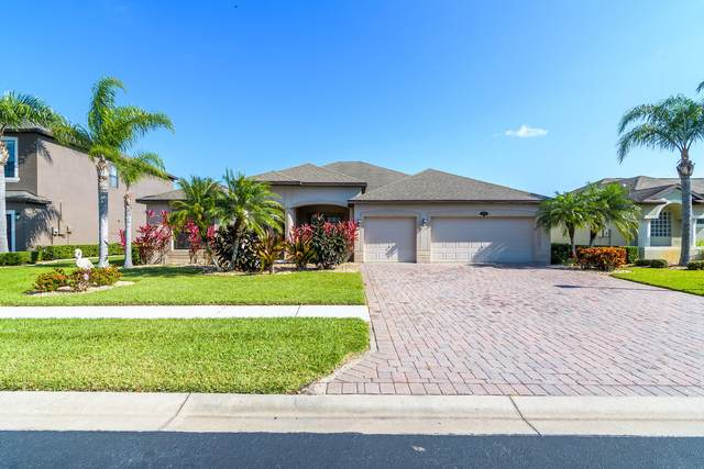 213 Breckenridge Circle SE, Palm Bay, FL 32909 (MLS #901943) :: Dalton Wade Real Estate Group