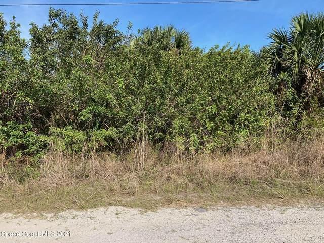 3279 Hummingbird Avenue SW, Palm Bay, FL 32908 (MLS #901948) :: Dalton Wade Real Estate Group