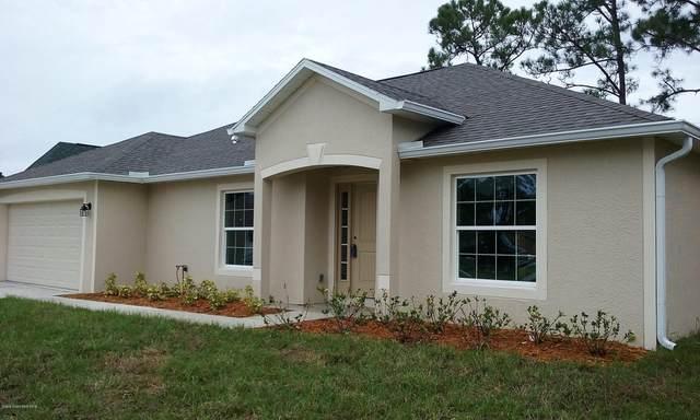 565 Rembrandt Street SE #12, Palm Bay, FL 32909 (MLS #901959) :: Dalton Wade Real Estate Group