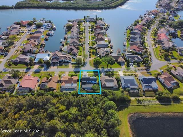 2205 Sykes Creek Drive, Merritt Island, FL 32953 (MLS #901994) :: Blue Marlin Real Estate