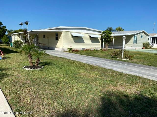 1109 Barefoot Circle, Sebastian, FL 32976 (MLS #901997) :: Blue Marlin Real Estate