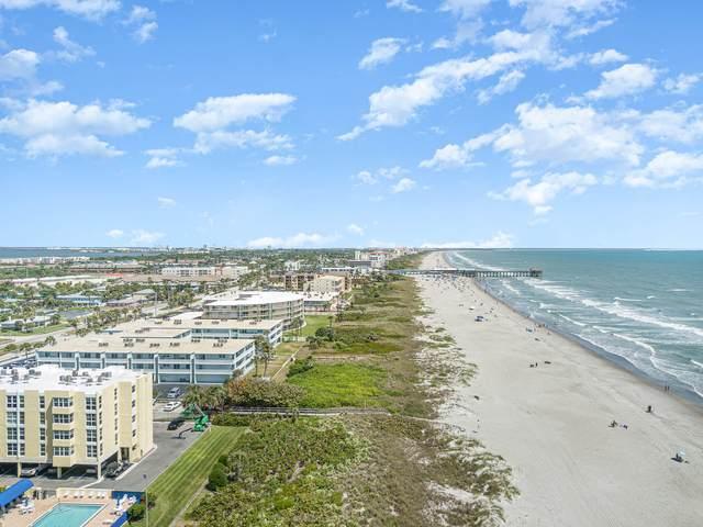 4800 Ocean Beach Boulevard #109, Cocoa Beach, FL 32931 (MLS #902004) :: Premium Properties Real Estate Services