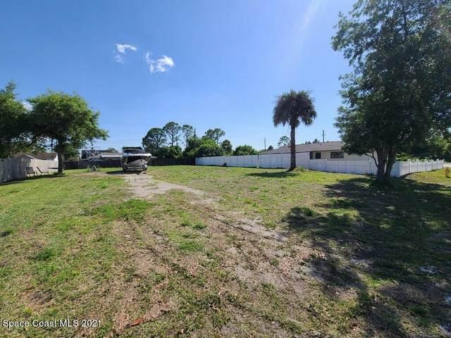 870 Brickell Street SE, Palm Bay, FL 32909 (MLS #902010) :: Dalton Wade Real Estate Group