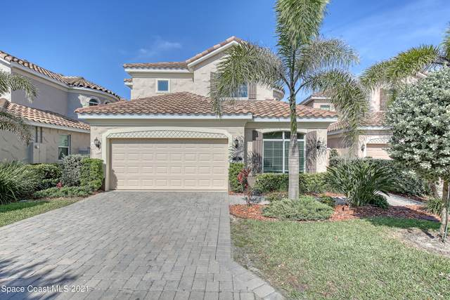 346 Felice Place, Cocoa Beach, FL 32931 (MLS #902022) :: Engel & Voelkers Melbourne Central