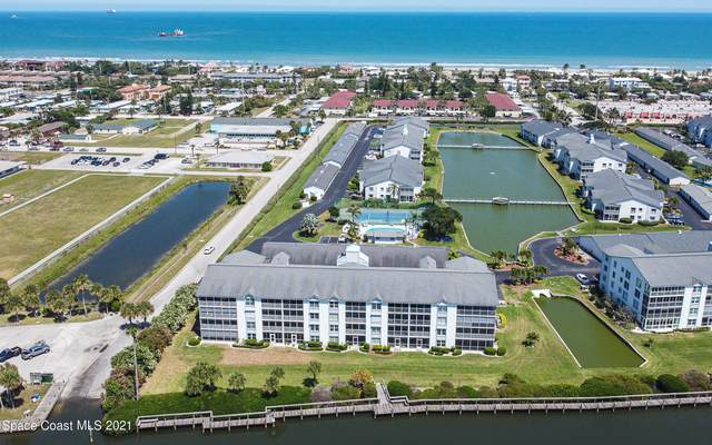 540 S Brevard Avenue #416, Cocoa Beach, FL 32931 (MLS #902062) :: Premium Properties Real Estate Services