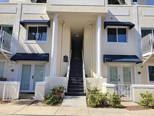 8600 Ridgewood Avenue #3312, Cape Canaveral, FL 32920 (MLS #902065) :: Premium Properties Real Estate Services