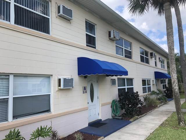 380 N Brevard Avenue A-3, Cocoa Beach, FL 32931 (MLS #902083) :: Premium Properties Real Estate Services