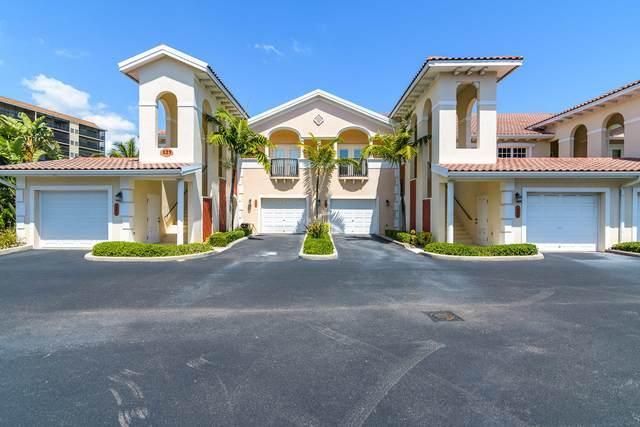 129 Lancha Circle #202, Satellite Beach, FL 32937 (MLS #902089) :: Premium Properties Real Estate Services