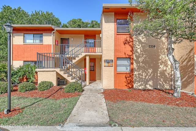 2334 Golf Lake Circle #422, Melbourne, FL 32935 (MLS #902100) :: Engel & Voelkers Melbourne Central