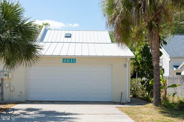 8511 Canaveral Boulevard, Cape Canaveral, FL 32920 (MLS #902112) :: Premium Properties Real Estate Services