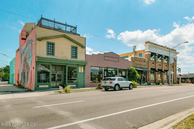 531 W Eau Gallie Boulevard, Melbourne, FL 32901 (MLS #902117) :: Blue Marlin Real Estate