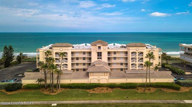 1907 Highway A1a #404, Indian Harbour Beach, FL 32937 (MLS #902118) :: Premium Properties Real Estate Services