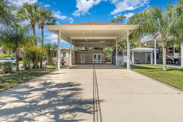 864 Plantation Drive, Titusville, FL 32780 (MLS #902125) :: Engel & Voelkers Melbourne Central