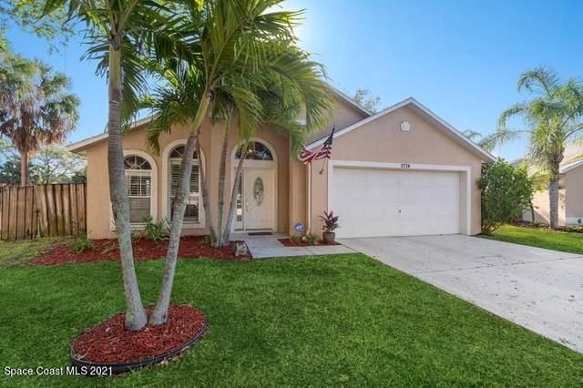 2778 Caitlin Court, Melbourne, FL 32940 (MLS #902128) :: Premium Properties Real Estate Services