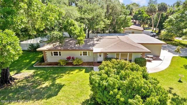 140 W Laila Drive, West Melbourne, FL 32904 (MLS #902152) :: New Home Partners