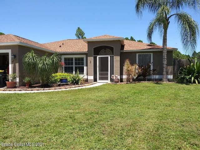 287 Feldman Street SE, Palm Bay, FL 32909 (MLS #902157) :: Armel Real Estate