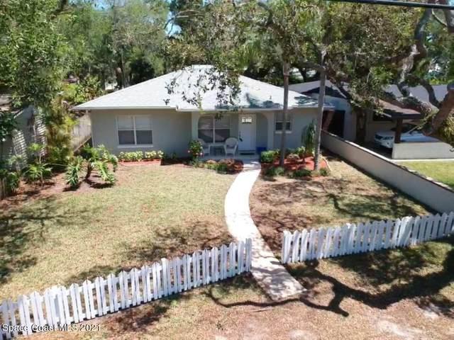 3507 Saxon Drive, New Smyrna Beach, FL 32169 (MLS #902164) :: Premium Properties Real Estate Services