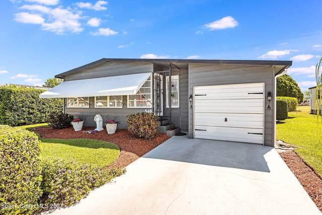 548 Ruth Circle, Melbourne, FL 32904 (MLS #902167) :: New Home Partners