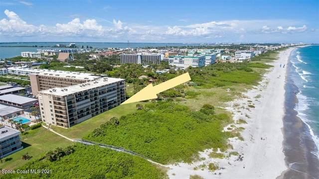 3170 N Atlantic Avenue #105, Cocoa Beach, FL 32931 (MLS #902173) :: Blue Marlin Real Estate