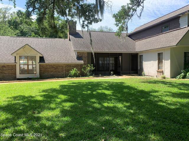 4355 Indian River Drive, Cocoa, FL 32927 (MLS #902178) :: Premium Properties Real Estate Services