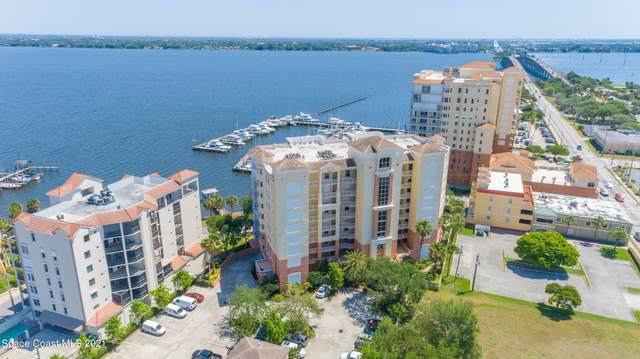 15 N Indian River Drive #504, Cocoa, FL 32922 (MLS #902183) :: Premium Properties Real Estate Services