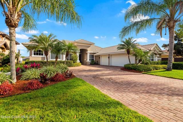 6065 Anello Drive, Melbourne, FL 32940 (MLS #902186) :: Premium Properties Real Estate Services