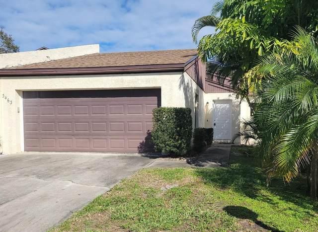 3463 Sandpiper Court, Melbourne, FL 32935 (MLS #902203) :: Blue Marlin Real Estate