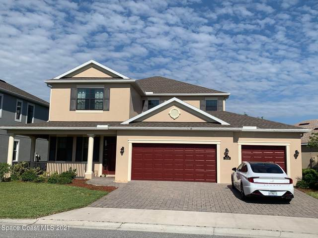 3114 Casterton Drive, Melbourne, FL 32940 (MLS #902206) :: Premium Properties Real Estate Services