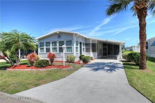 330 Papaya Circle, Barefoot Bay, FL 32976 (MLS #902225) :: Blue Marlin Real Estate