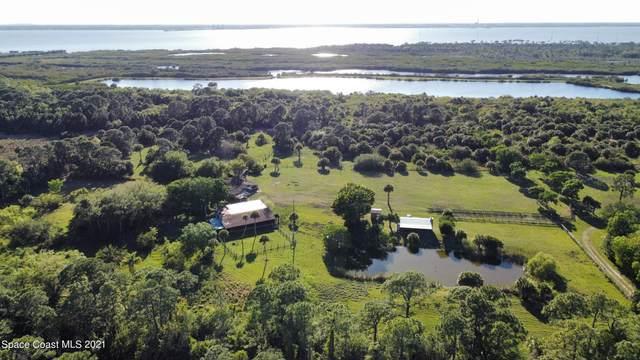 1 Clydesdale Drive, Merritt Island, FL 32953 (MLS #902226) :: Premium Properties Real Estate Services