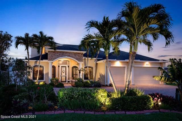 115 Chipola Road, Cocoa Beach, FL 32931 (MLS #902239) :: Blue Marlin Real Estate